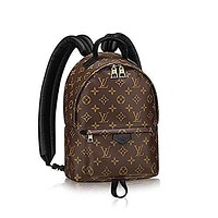 Authentic Louis Vuitton Monogram Canvas Palm Springs Backpack PM Handbag Article: M41560 Made in France mieniwe?