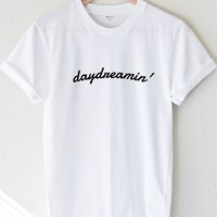 Daydreamin' Tee - White