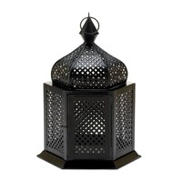Marrakesh Hanging Candle Lantern