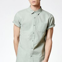 Creator Short Sleeve Button Up Shirt