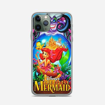 Ariel Tattoo Doodle iPhone 11 Pro Max Case