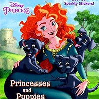 Princesses and Puppies Step into Reading, Step 1: Disney Princess