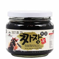 ChoripDong Roasted Black Bean Paste Jjajang 1.1 lb (500g)