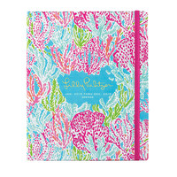 Lilly Pulitzer 12 Month Agenda - Let's Cha Cha