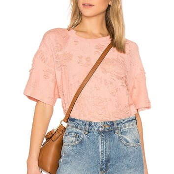 IRO . JEANS Akilo Top in Light Pink