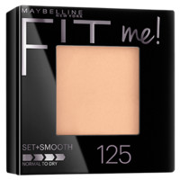 Fit Me! Set & Smooth Powder - Oil-Free Face Powder - Maybelline