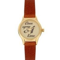 ASOS Watch With 'Once Upon a Time' Dial at asos.com