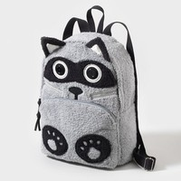 Raccoon-tastic Backpack    Claire's