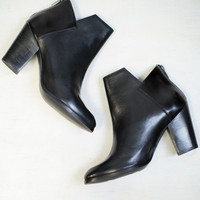 Faithful Contrast Bootie