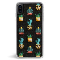 Santa Fe Embroidered iPhone X Case