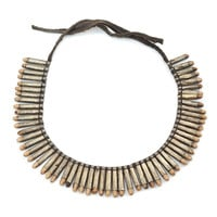 Nepalese Bullet Necklace