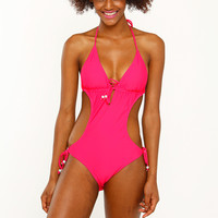 Halter One-Piece Binkini