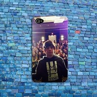 Funny Hayes Grier Cute Concert Show Fan Girl Case iPhone iPod Cover Girly Girl