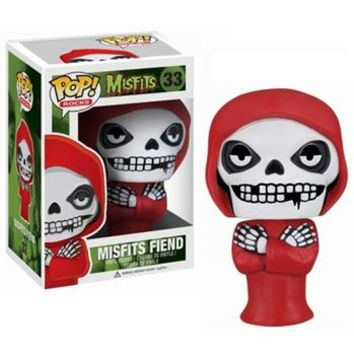 Misfits | Misfits Fiend Pop! Vinyl Figure | Models | Toys and Models | Gifts and Gadgets | GreatGearStore.com