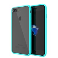 iPhone 7+ Plus Case Punkcase® LUCID 2.0 Teal Series w/ PUNK SHIELD Screen Protector   Ultra Fit