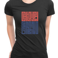 Childish Gambino Logo Womens T Shirt