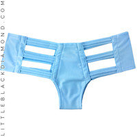 Pastel Cutout Bottoms