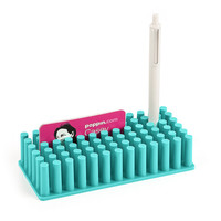 Aqua Softie Grip Grass | Pen Holders | Poppin