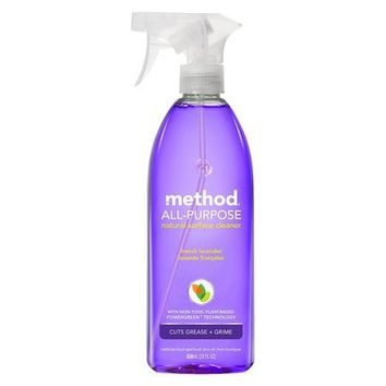 Method French Lavender All-Purpose Natural Surface Cleaner 28-oz.
