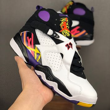 Air Jordan 8 ¡°Three Peat¡± Retro Sneaker