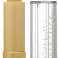 Maybelline New York Cover Stick Concealer, 190 Corrective Yellow, 0.16 Ounce