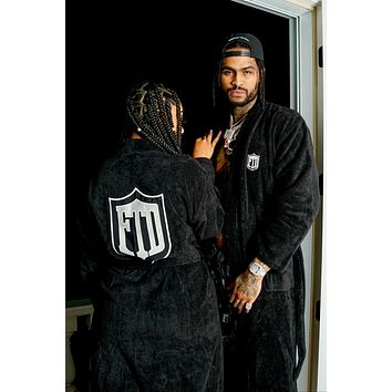 Dave East x R/V Official FTD Collection Robe