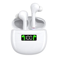 TWS Wireless Earphones Bluetooth 5.0 Headphones IPX7 Waterproof Earbuds LED Display HD Stereo Built-in Mic for Xiaomi iPhone