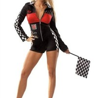 Coquette - Racer Girl Sexy Costume