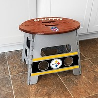 Pittsburgh Steelers All Star Step Stool