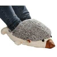 Hedgehog Baby USB Heating Shoes Warmer for Winter