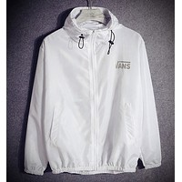 Vans: casual jacket, the Japanese Department of the first white couple sunscreen clothing