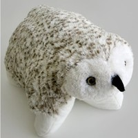 My Pillow Pets Snow Owl - Large 18""