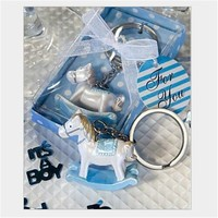 Free Shipping Trojans Keychain Baby Gifts Wedding Favors And Gifts Wedding Baby Shower Gifts For Guests Party Supplies
