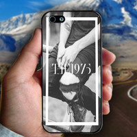 The 1975 Band Logo - Print on hard plastic case for iPhone case. Select an option