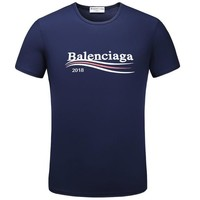 Balenciaga Fashion Casual Shirt Top Tee-1