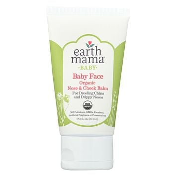 Earth Mama - Nose And Cheek Balm - 2 Fl Oz.