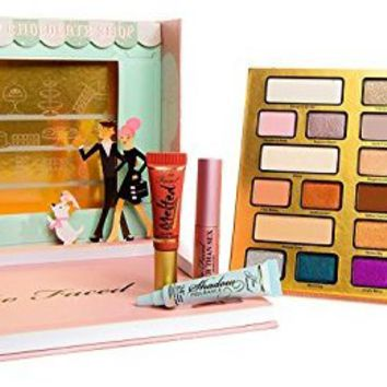 Too Faced Christmas in New York - The Chocolate Shop