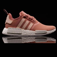 One-nice™ Adidas NMD Fashion Trending Women Leisure Running Sports Shoes Pink