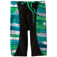 Speedo Boys Jammer Training Competitive Swimwear