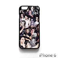harry styles and dylan o brien for Iphone 4/4S Iphone 5/5S/5C Iphone 6/6S/6S Plus/6 Plus Phone case