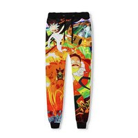UNISEX Rick and Morty 3d Printed Sweatpants