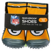 NFL Skid Proof Shoes Packers 12m 3T 331400501   Baby Socks   Baby Boy Clothes   Clothing   Burlington Coat Factory
