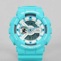 G-Shock Baby Blue GA-110 Watch- Sky One