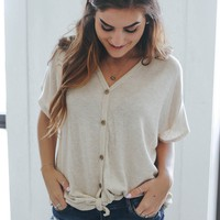 Beach Day Chic Top