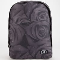 Neff Daily Rose Backpack Black One Size For Men 25889710001