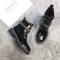 BALMAIN  Fashion Women Slipper Boots Sandals High Heels Shoes