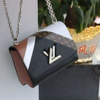 DCCK 2019 New LV Louis Vuitton Women Leather Monogram Fashion Handbag Neverfull Bags Tote Handbag Shoulder Bag Wallet Bumbag