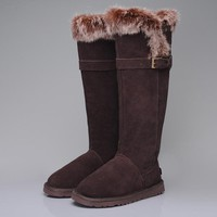 Women's UGG snow boots warm cotton shoes DHL _1686248855-207
