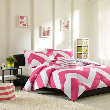 Mi Zone Virgo 4-pc. Duvet Cover Set - Full/Queen