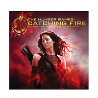 The Hunger Games: Catching Fire Soundtrack CD